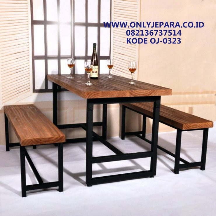 Furniture Cafe Minimalis Modern Murah